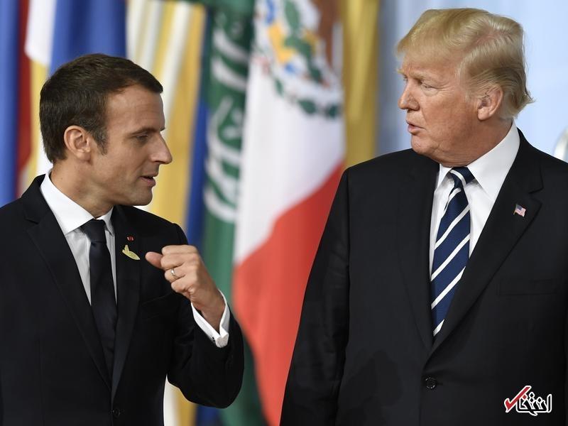 آیا رئیس جمهور فرانسه واقعا در ماجرای برجام به دنبال میانجیگری است؟ آیا ترامپ و ماکرون تقسیم نقش کرده اند؟