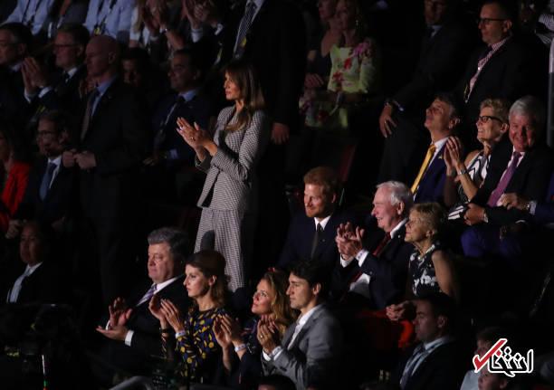 تصاویر : نخستین سفر انفرادی ملانیا ترامپ به عنوان بانوی اول آمریکا