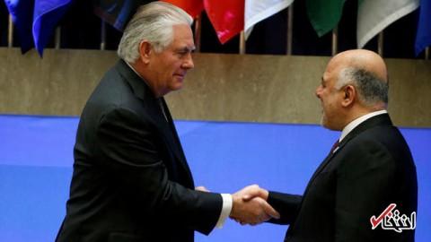 تماس تیلرسون با نخستوزیر عراق درباره همهپرسی کردستان