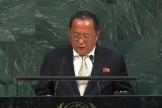 وزیر خارجه کره شمالی در سازمان ملل: شیطانی که رئیسجمهور آمریکا نامیده میشود، ۴ روز پیش این مکان مقدس را آلوده کرد
