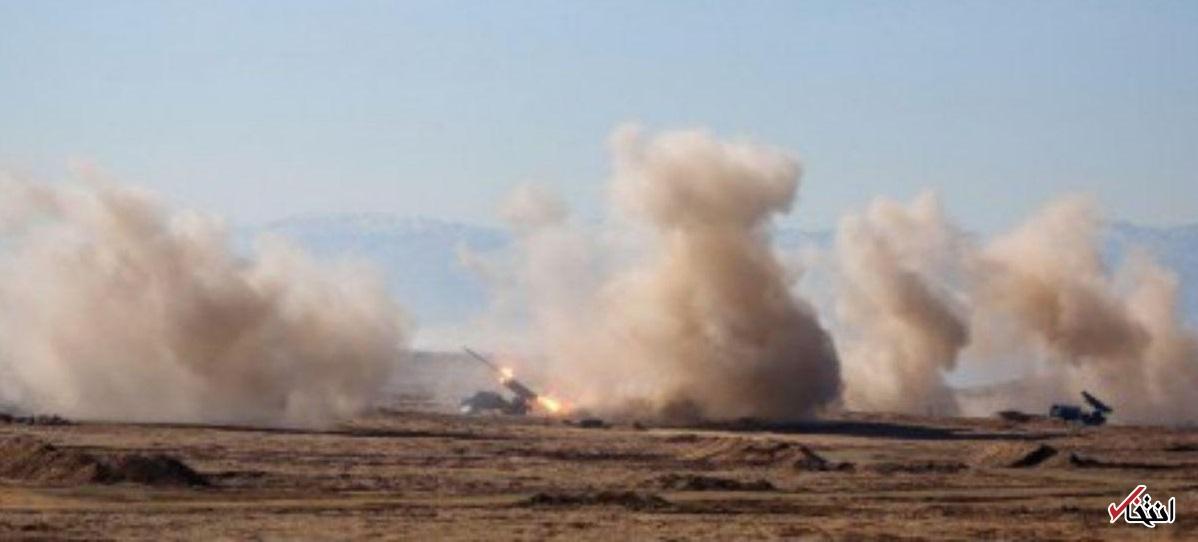 سپاه مناطق مرزی کردستان عراق را بمباران کرد ادعای خبرگزاری آناتولی