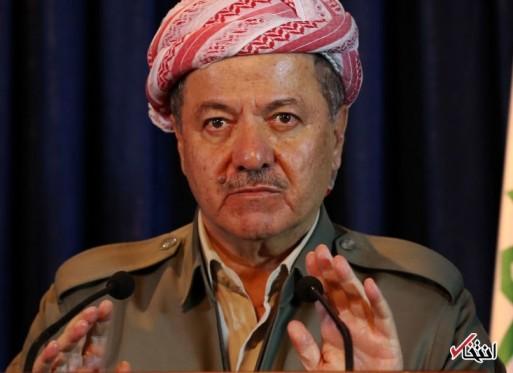 بارزانی: به دنبال تنش و درگیری با ایران و ترکیه نیستیم / شراکت منطقه کردستان با بغداد تمام شد /  کشورهای همسایه در نهایت تسلیم خواهند شد / همه پرسی فردا برگزار خواهد شد