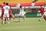 ایران ۴ - قرقیزستان صفر/ صعود ایران به مسابقات زیر 16 سال آسیا