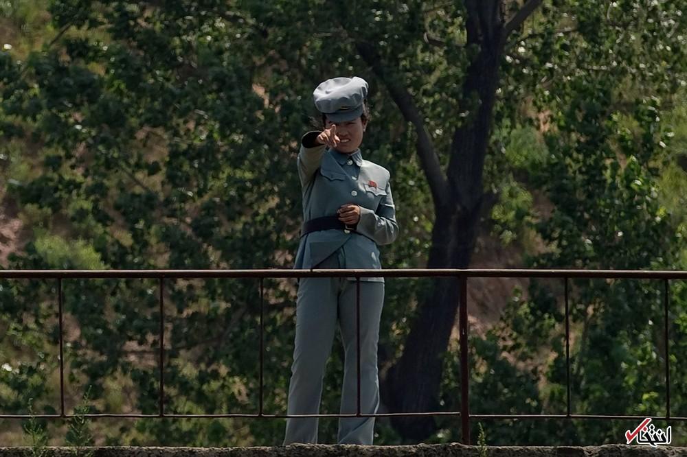 تصاویر: زنان و مردان همیشه آماده جنگ در کرهشمالی