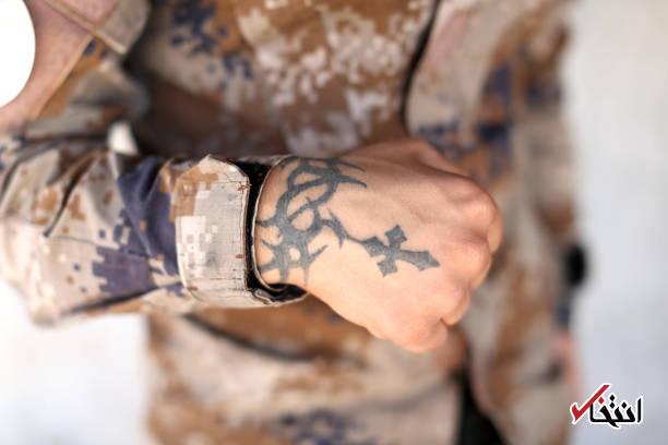تصاویر : تک تیراندازهای مسیحی آشوری بلای جان داعش در رقه
