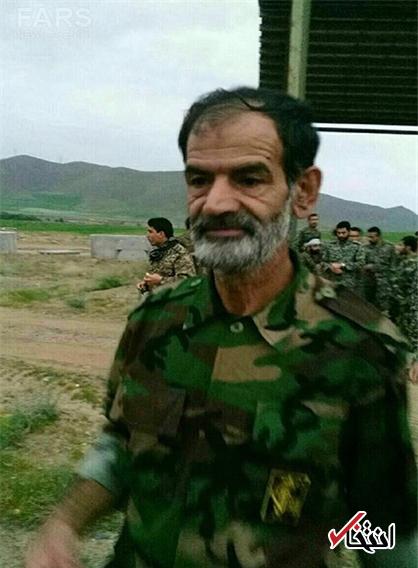 فرمانده گردان فاتحین در سوریه شهید شد +عکس