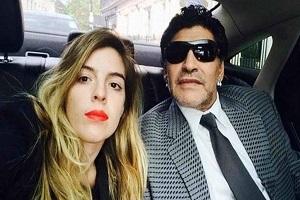 شکایت دختر فوتبالیست معروف از پدرش!