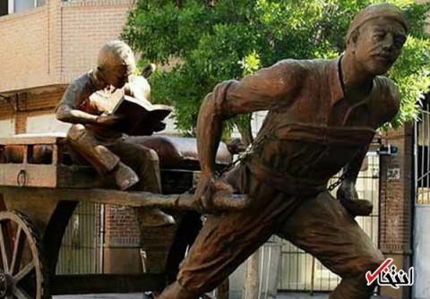 سرقت مجسمهها؛ ناهنجاری مادی یا مساله فرهنگی؟
