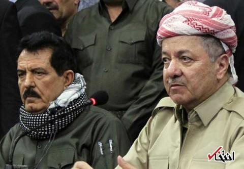 بارزانی: بغداد نمیتواند معاونانم را بازداشت کند