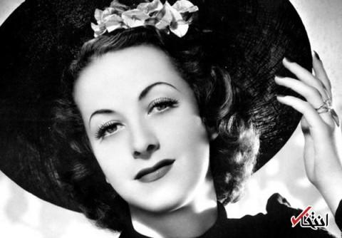 درگذشت بازیگر زن مشهور فرانسوی در ۱۰۰ سالگی