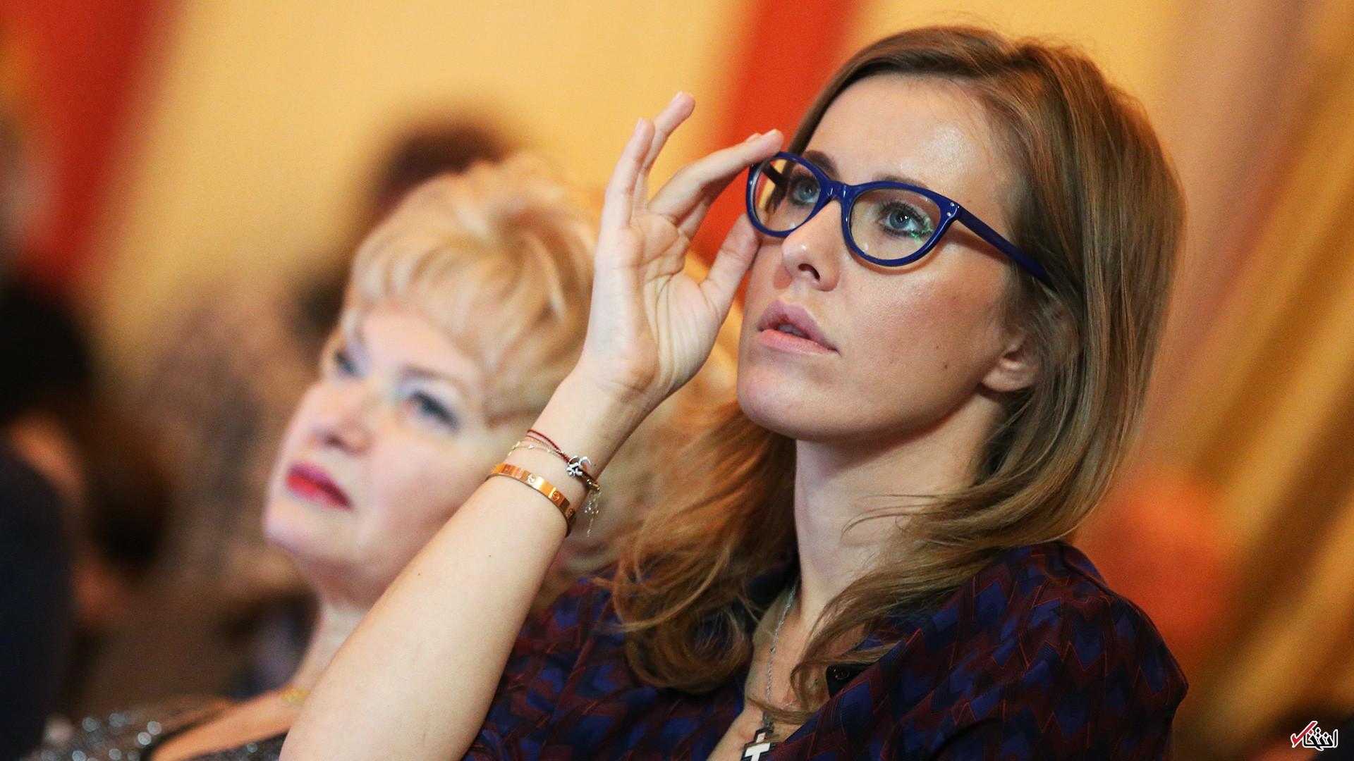 تصاویر : زنی که میخواهد جانشین پوتین شود