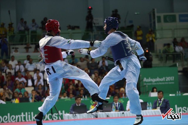 تیم پاراتکواندو ایران چهارم جهان شد