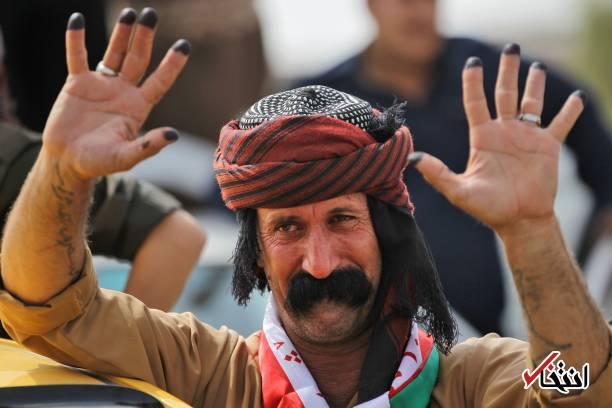 تصاویر : حاشیههای برگزاری همه پرسی استقلال در کردستان عراق