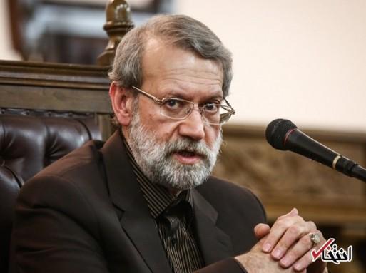 لاریجانی: گروههای مختلف از اقلیم کردستان به ایران آمدند؛ به آنها گفتیم طرح مسئله استقلال تشنج به وجود میآورد/ آنها توضیحاتی داشتند که گفتیم باید با گفتوگو حل شود/ در کنار دولت مرکزی عراق هستیم