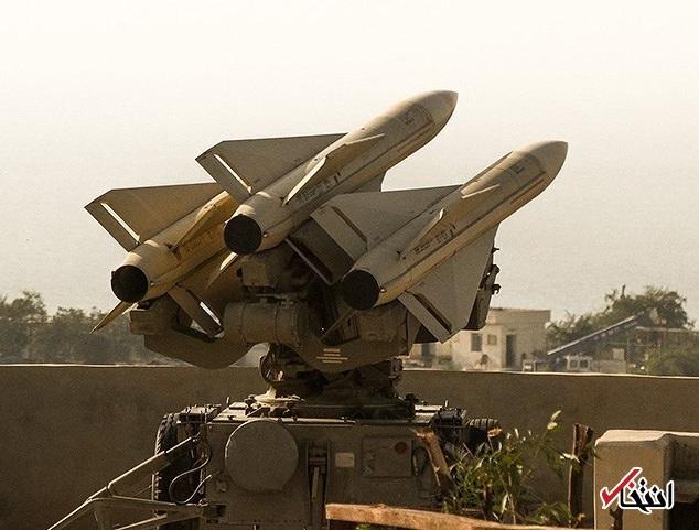 قرارگاه پ ندهوایی از اعزام تجهیزات موشکی جدید به غرب کشور خبر داد