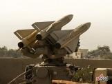 اعزام تجهیزات موشکی جدید به غرب کشور و آمادگی پاسخگویی قاطع به هرگونه تجاوز