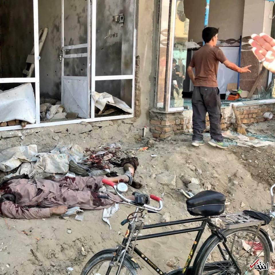 اخبار سینمای ایران     حمله انتحاری با گوسفند به حسینیه شیعیان کابل عکس