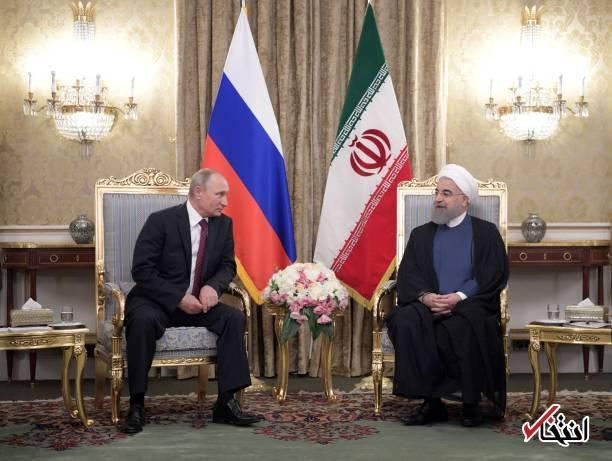 تصاویر : دیدار ولادیمیر پوتین با دکتر روحانی