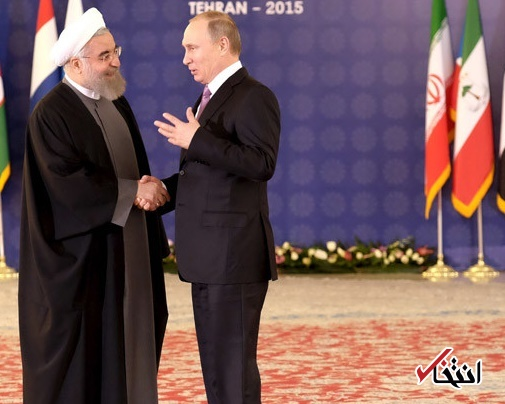 نتیجه تصویری برای سفر پوتین به ایران در رسانه های آمریکا/مسکو به تهران پشت نمی کند