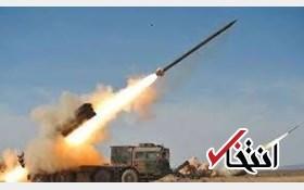 شلیک موشک زلزال۲ به سمت شبهنظامیان عربستان