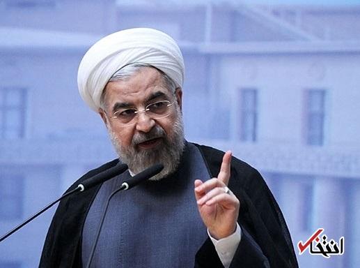 هشدار روحانی به عربستان: شاخ قلدرتر از شما را شکستیم، شما که چیزی نیستید