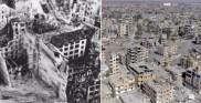 فیلم/ شباهت رقه پس از داعش به برلین پس از جنگجهانی