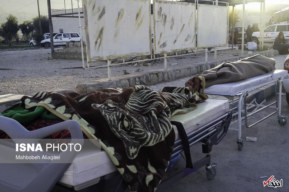 تصاویر : زلزله در غرب کشور