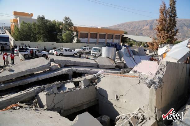 عکس/ امدادرسانی ترکیه به زلزله زدگان شمال عراق