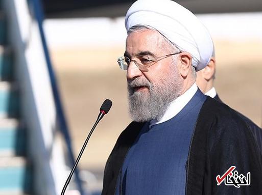 رئیسجمهور در بدو ورود به کرمانشاه: دیدار با مردم قهرمان کرمانشاه همیشه جز آرزوهایم بود اما دلم نمیخواست در چنین شرایطی که مردم غمگین هستند این اتفاق رخ دهد