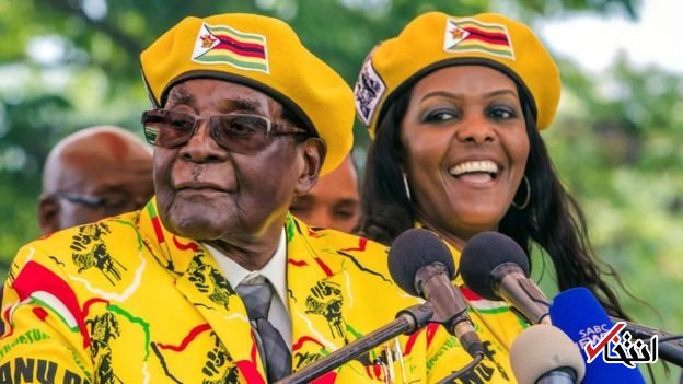 تسلط ارتش بر مقر رادیو و تلویزیون ملی زیمبابوه