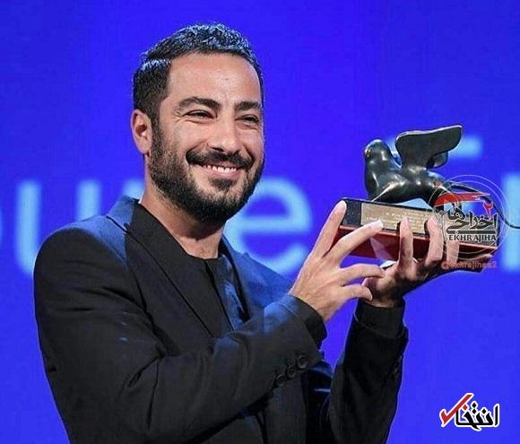 نوید محمدزاده بهترین بازیگر جشنواره براتیسلاوا شد/ اهدای جایزه به مردم کرمانشاه