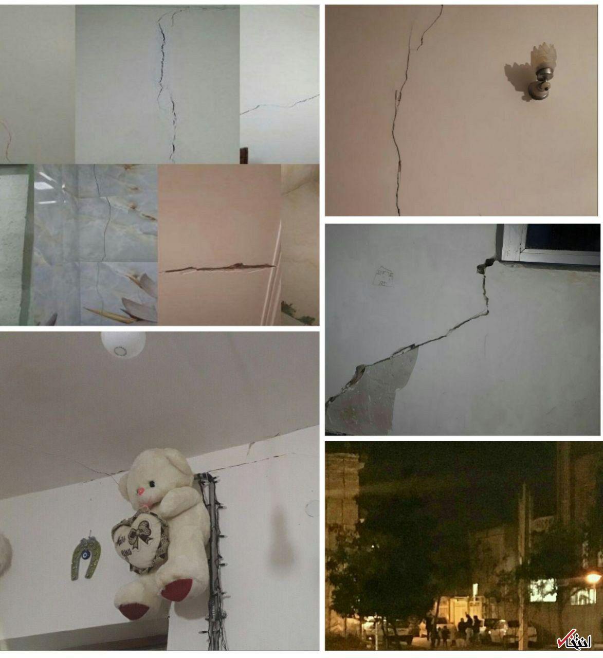 زلزله ۵.۴ ریشتری در مرز ایران و آذربایجان / مردم به خیابان ها ریختند / اورژانس: تاکنون هیچ خسارتی گزارش نشده است