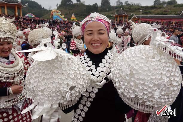 تصاویر : فستیوال قوم میائو