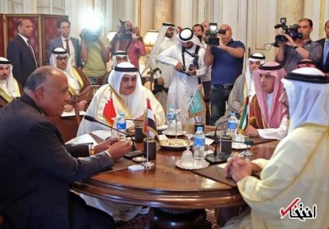 جلسه کمیته چهارجانبه عربی درباره ایران / لیبی حضور در نشست را رد کرد