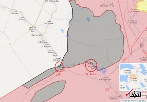 راوه آزاد شد/ داعش آخرین پایگاه شهری خود در عراق از دست داد