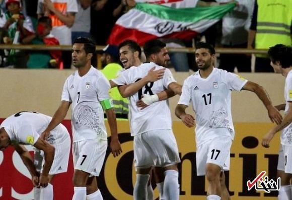 سایت AFC: ایران برای صعود به دور دوم به روسیه میرود