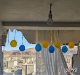 گفتوگو با عکاسی که زلزله کرمانشاه را ثبت کرد: با دیدن بادکنکها، نفسم بند آمد