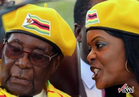 حزب موگابه هم خواستار استعفایش شد
