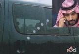 محمد بن سلمان از ترور جان سالم به در برد / شلیک گلوله از سوی ۵ افسر گارد ملی عربستان / گلوله به خودروی ولیعهد سعودی نفوذ نکرد / مهاجمان فرار کردند