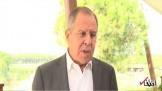 لاوروف: پیرامون مسائل اساسی حل بحران سوریه توافق کردیم