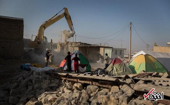عملکرد شهرداری تهران در مناطق زلزله زده تشریح شد