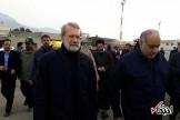 گزارش لاریجانی درباره بازدید از مناطق زلزلهزده/ گزارش نوربخش در جلسه غیرعلنی
