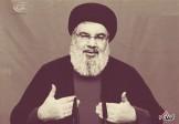 """سیدحسن نصرالله: """"سردار سلیمانی"""" از ابتدای نبرد البوکمال همواره در خط مقدم بود / در لبنان در انتظار بازگشت نخست وزیر هستیم / هیچ سلاحی به یمن، بحرین، کویت و عراق ارسال نکردهایم"""