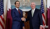 وزیر خارجه قطر: کشورهای محاصره کننده روی جان ملتها قمار میکنند/ثبات مصر برای ما مهم است