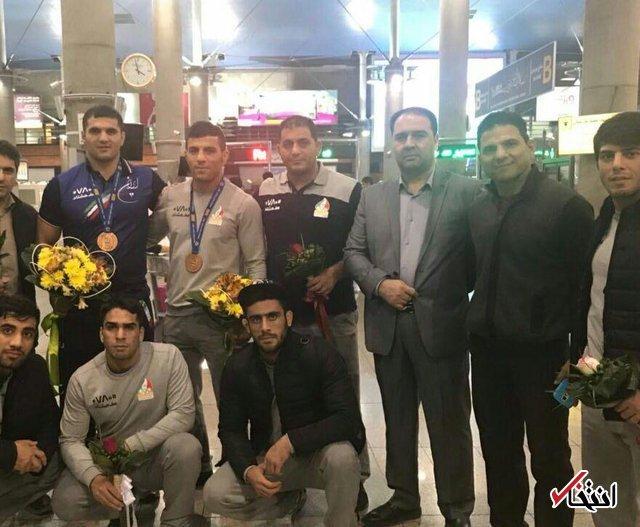 جودوکار تیم ملی به ایران بازنگشت