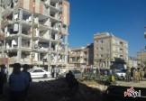 روایت بازماندگان مسکن مهر سرپلذهاب: این خانهها خودش زلزله بود/ ساختمانها درحال فروپاشی است