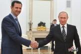 آسوشیتدپرس پاسخ داد: چرا اسد به دیدار پوتین رفت؟