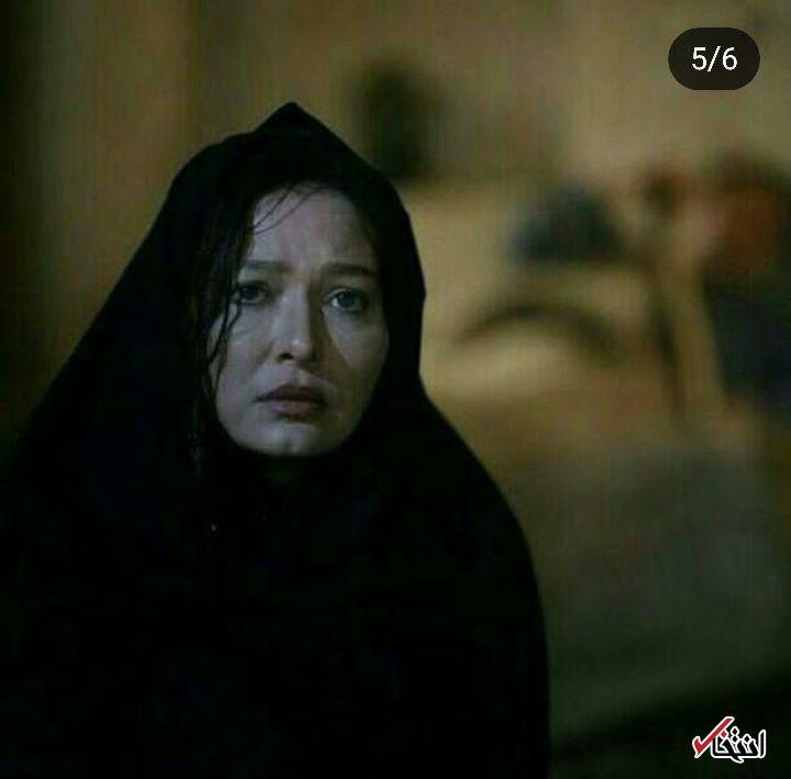 بازیگر ترکیهای در فیلم «جن زیبا» چادر به سر کرد + تصاویر