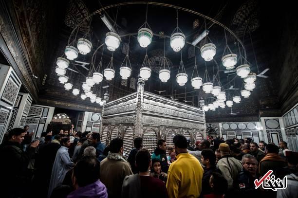 تصاویر : این روزها در رأس الحسین(ع) مصر چه خبر است؟