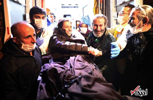 عکس/ آزادی معلم ترکیهای از زندان پس از ۲۶۹ روز اعتصاب غذا